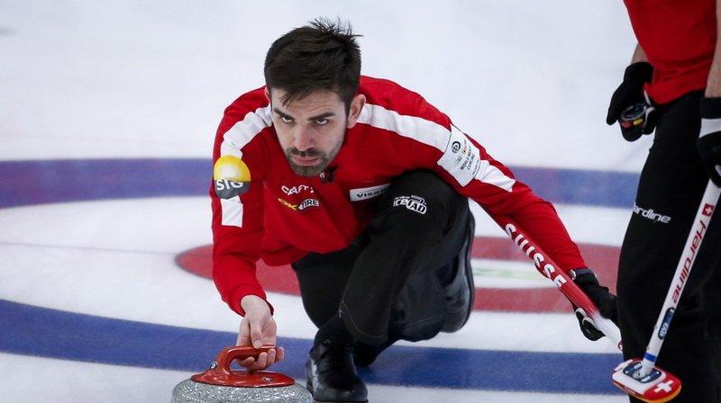 Curling: la Suisse en demi-finale du championnat du monde messieurs de Calgary