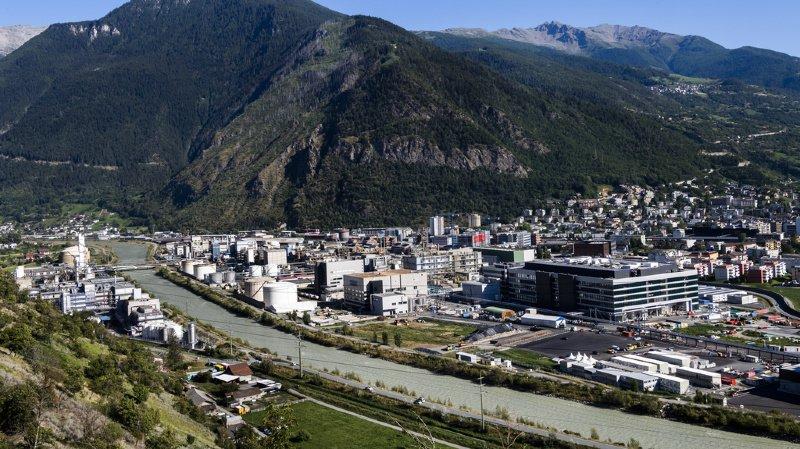 L'impact du développement exponentiel de Lonza sur la ville de Viège et des environs est colossal.