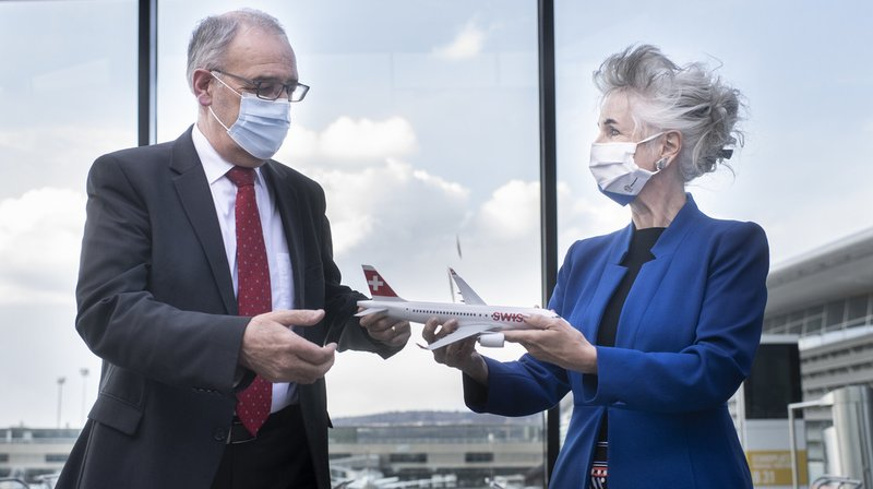 Coronavirus: Zurich veut un rétablissement de la liberté de voyager