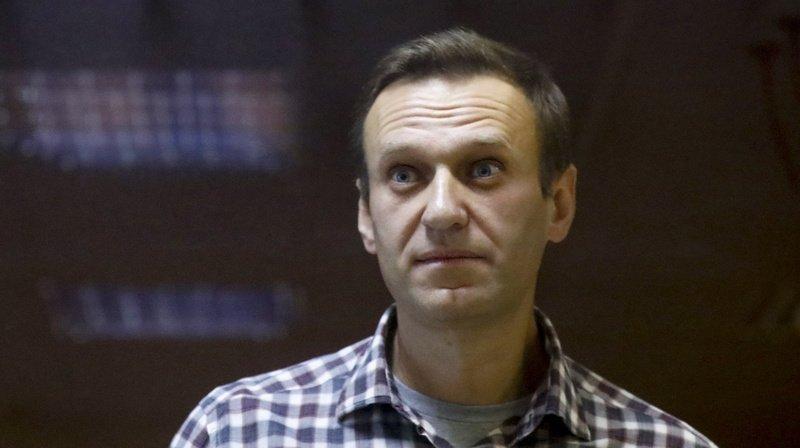 Le Russe est en grève de la faim depuis près de trois semaines.