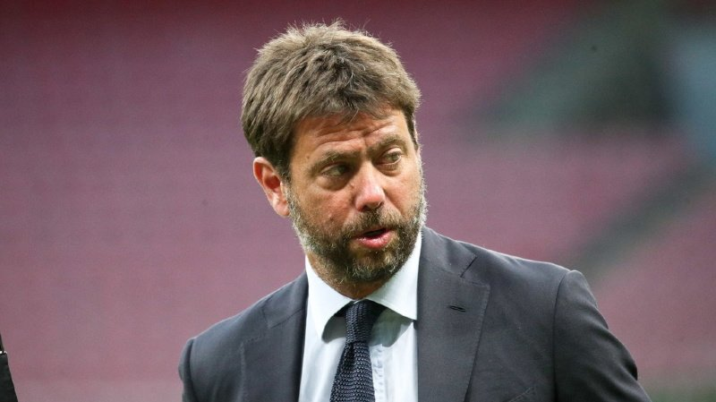 La Juve d'Andrea Agnelli, le Barça et le Real dénoncent les menaces de l'UEFA.