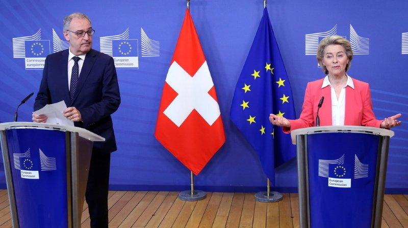 Accord-cadre: retirer les points en suspens n'est pas une option pour l'Union européenne