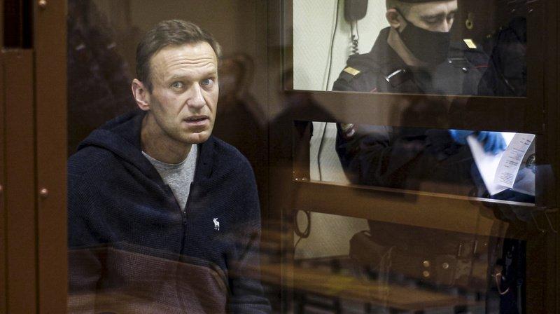 L'opposant Alexeï Navalny annonce la fin de sa grève de la faim