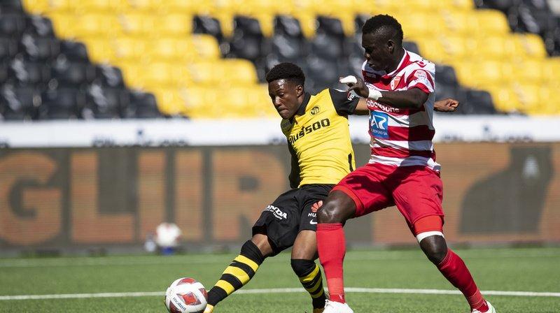 Super League: Nouvel échec du FC Sion à Berne