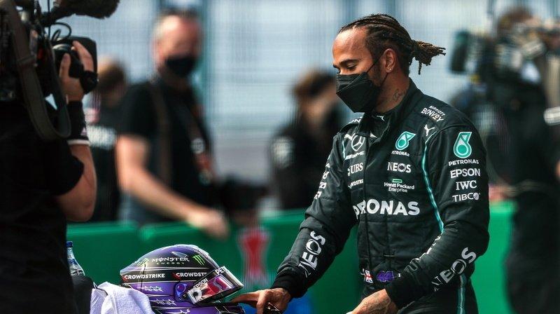 Formule 1: Lewis Hamilton remporte le GP du Portugal
