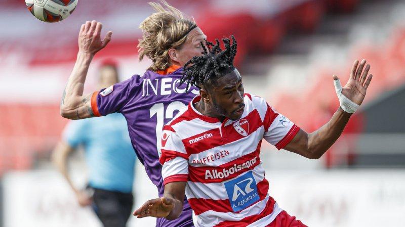 Super League: le FC Sion perd deux points contre Lausanne