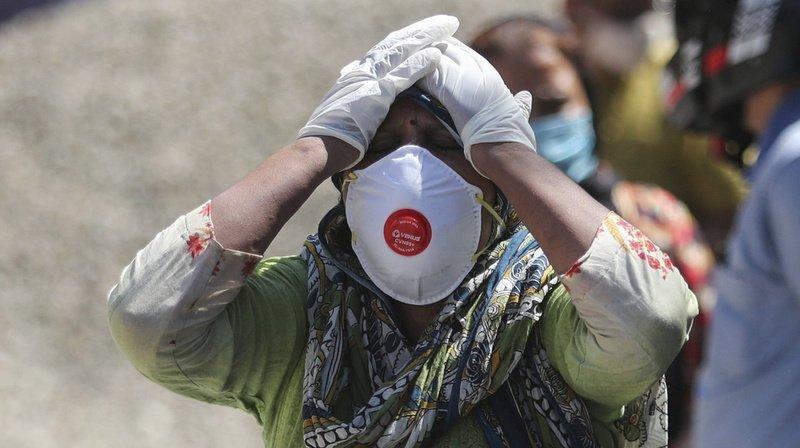 Coronavirus: près de 4000 nouveaux décès dus au Covid-19 en un jour en Inde