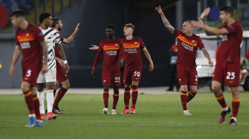 Football – Europa League: Arsenal manque la finale contre Man U, Xhaka se blesse