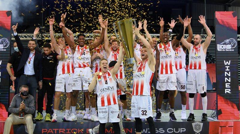 Basketball – Coupe de Suisse: deuxième trophée de la saison pour Genève