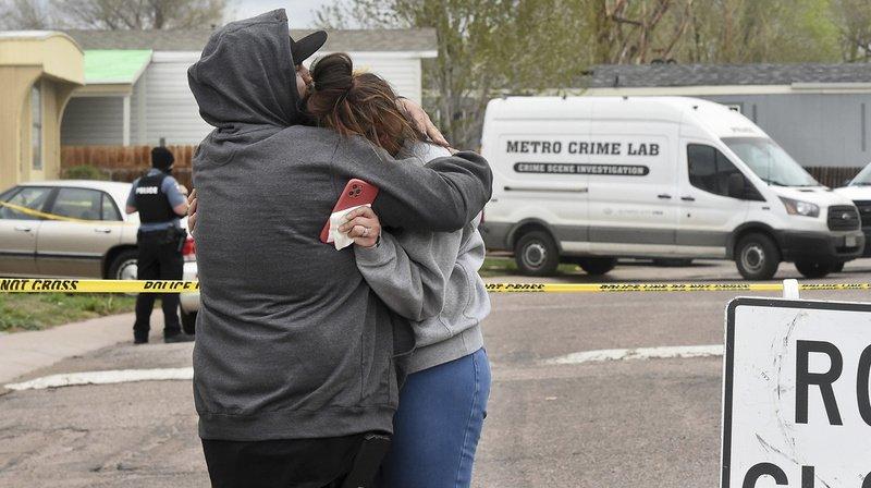 Fusillade durant un anniversaire dans le Colorado: six morts