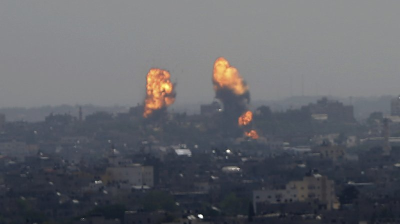 Escalade meurtrière entre le Hamas et Israël sur fond de heurts
