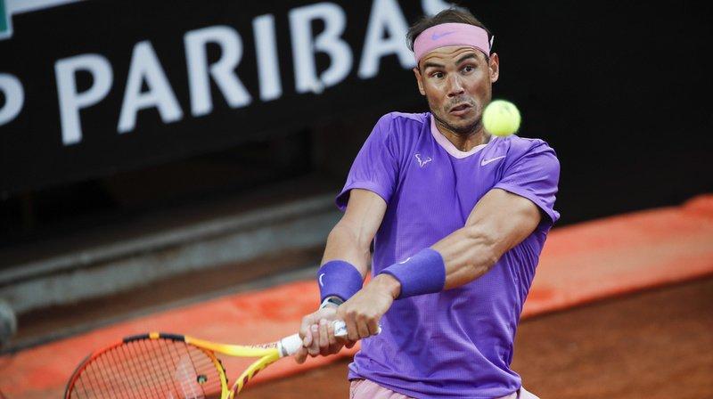 Tennis - Masters 1000 de Rome: Nadal met Sinner au pas