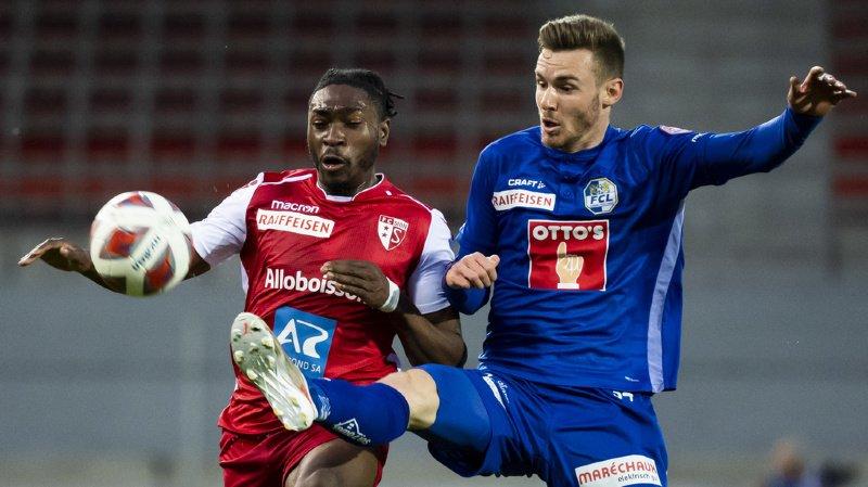 Super League: le FC Sion prend un point face à Lucerne