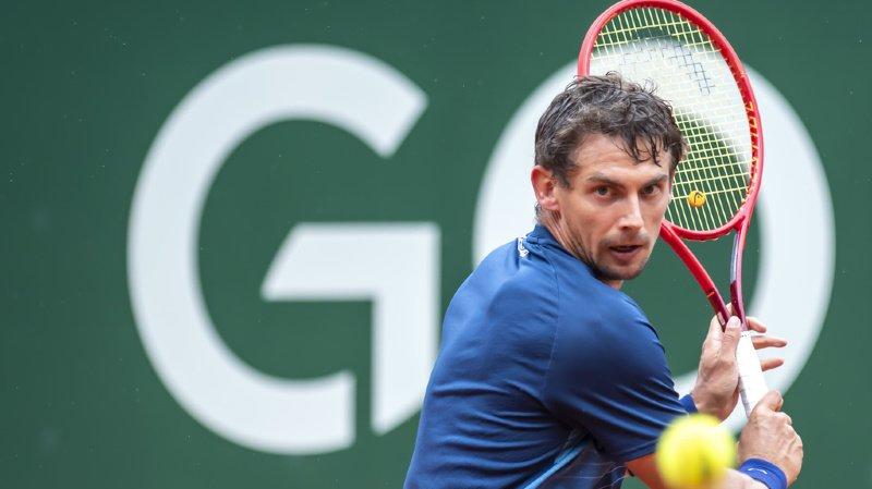 Tennis – Geneva Open: Laaksonen rejoint Federer et Stricker dans le tableau principal