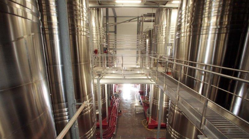 En plein Covid, les stocks de vin valaisan ont baissé mais restent trop élevés