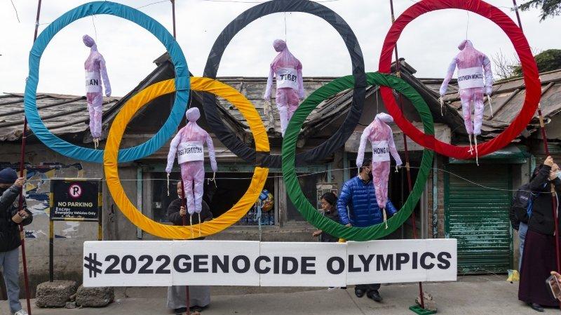 L'idée de boycotter  les JO de Pékin émerge