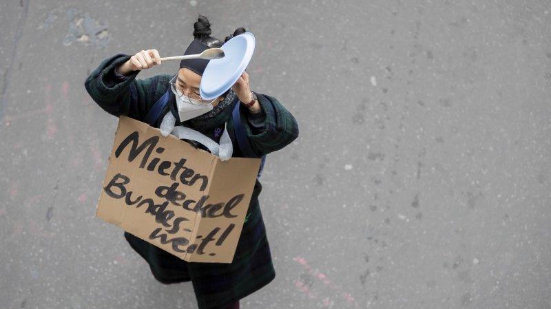 Allemagne: fin du plafonnement des loyers à Berlin