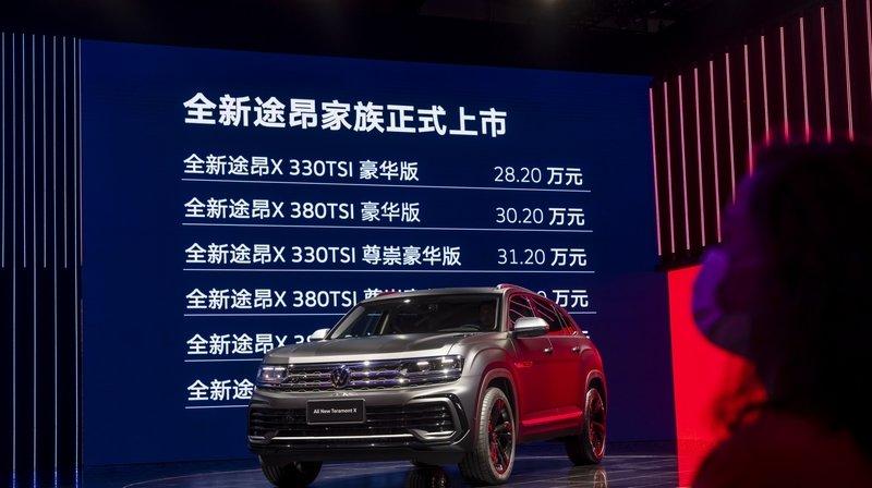 Automobile: Volkswagen a retrouvé sa forme de 2019