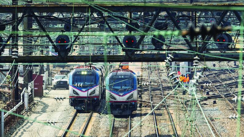 Investissements massifs dans le transport ferroviaire aux Etats-Unis