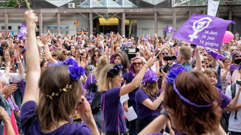 Grève des femmes: les événements autour du 14juin en Valais