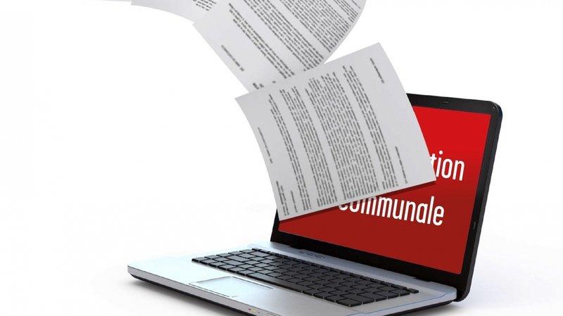 Valais: les communes sont sur les rails de la transformation numérique