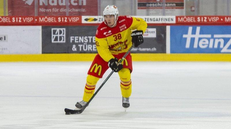Hockey: Sierre a fait une proposition financière à Ajoie pour le transfert de Guillaume Asselin