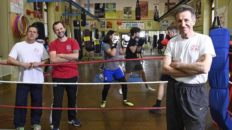 La boxe suisse organise, en Valais notamment, la détection de ses talents