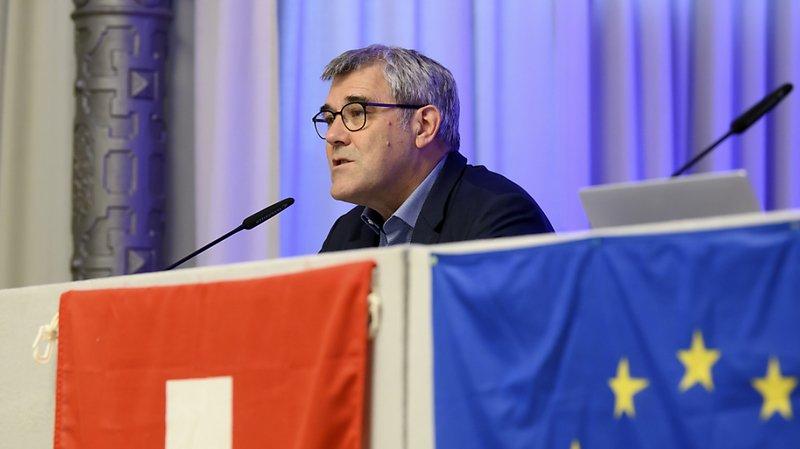 Le Mouvement européen Suisse veut rapidement un accord-cadre