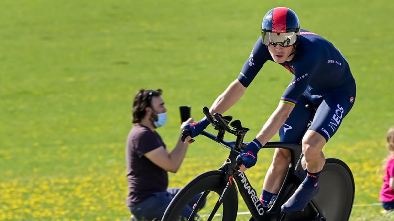 Cyclisme – Tour de Romandie: l'Australien Rohan Dennis premier leader