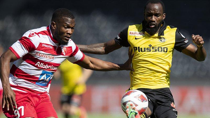 Football – Super League: Sion bredouille à Berne, Servette renoue avec le succès