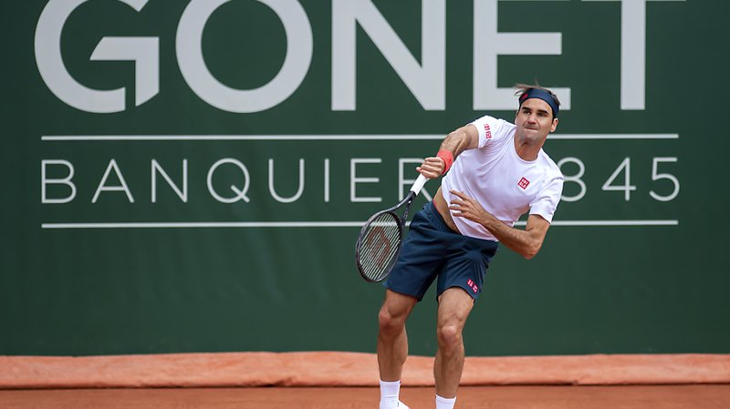 Tennis – Geneva Open: Federer affrontera Andujar ou Thompson pour son entrée en lice