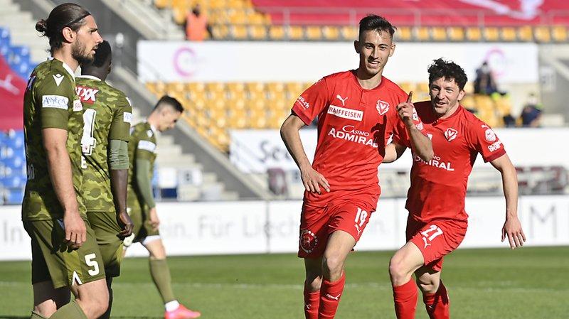 Football – Super League: Sion s'incline face à Vaduz, Servette s'impose contre Zurich et Young Boys gagne à St-Gall