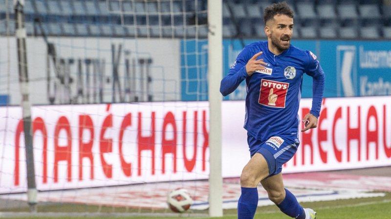 Football: Lucerne arrache un succès précieux