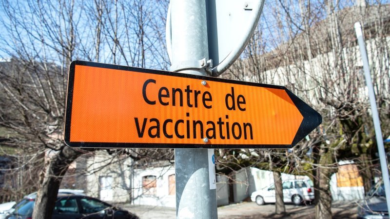 27000 Valaisans vaccinés contre le coronavirus, le canton se dit «dans les temps»