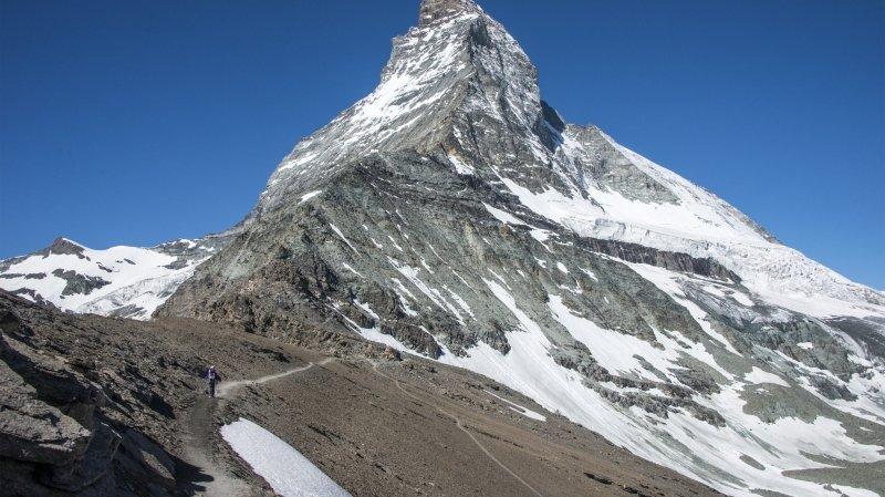 La jeune fille disparue est venue passer quelques jours à Zermatt avec des amis.