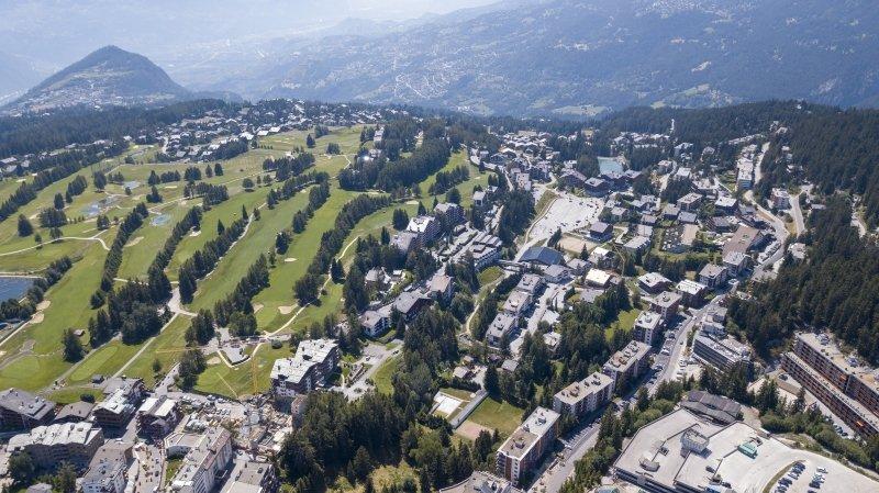 89% de Suisses ont fréquenté Crans-Montana en 2020.