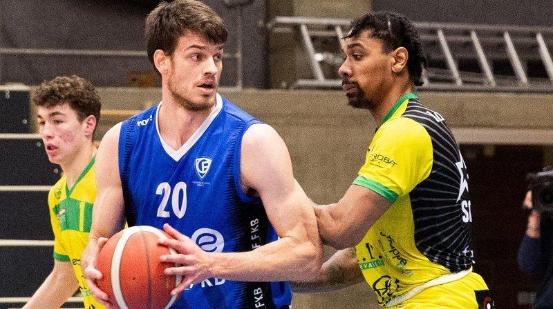 Basket: «Tout le monde me dit que je fais la meilleure saison de ma carrière», Arnaud Cotture avant la finale de la Coupe
