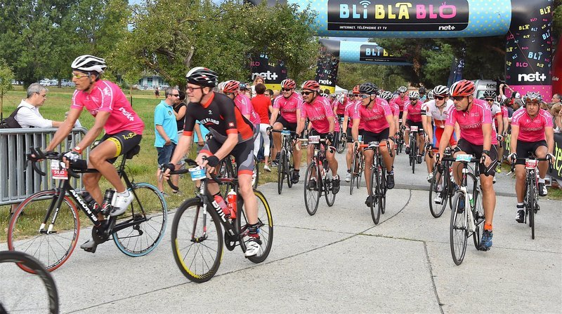 Avant la Cyclosportive, prévue le 1er août, les participants sont invités à prendre part à trois prologues.