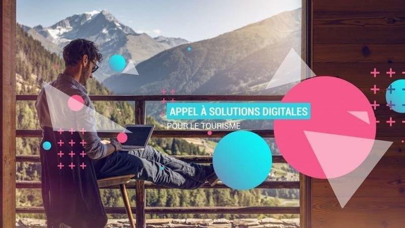 Concours: le Valais cherche des solutions digitales pour son tourisme