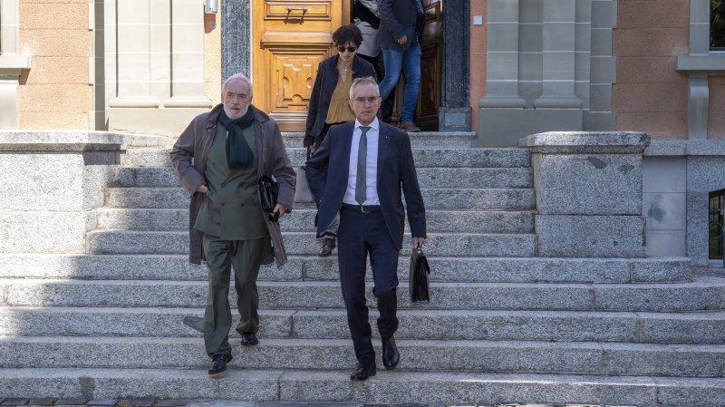 Bagnes: Eloi Rossier et Frédéric Perraudin condamnés
