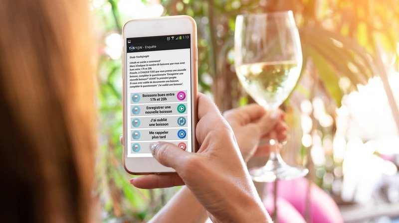 Martigny: une app permet de mieux comprendre la consommation d'alcool des jeunes