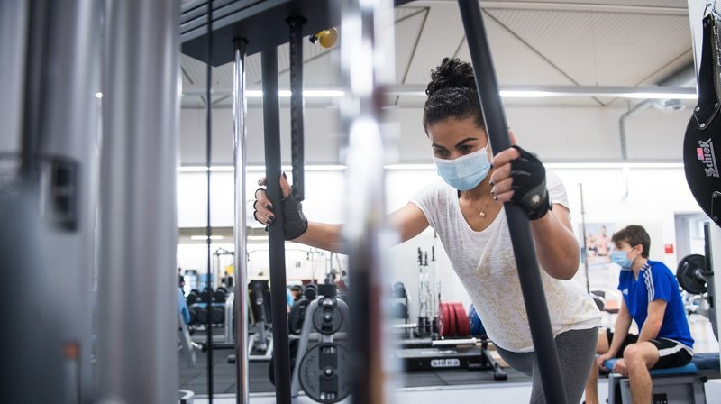 Coronavirus: «C'est reparti, le téléphone ne cesse de sonner», se réjouissent les centres sportifs