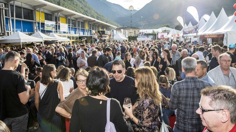 Foire du Valais: large adhésion autour d'un certificat Covid en guise de sésame