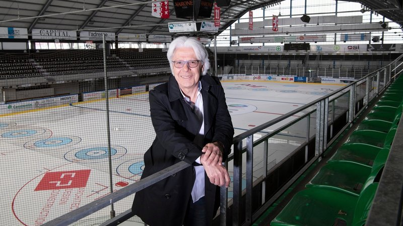 Hockey: Alain Gay-Crosier, 40 ans au service du HCV Martigny et des jeunes