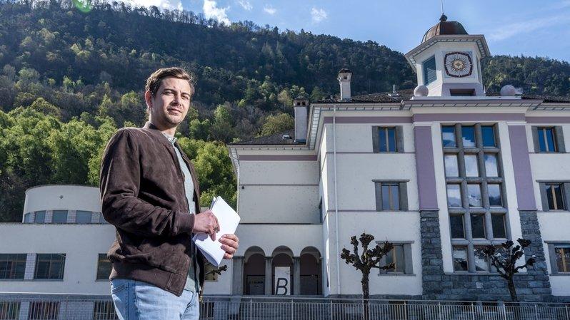 Ligne THT à Grône: la commune mandate un expert indépendant pour s'assurer de la sécurité des écoliers