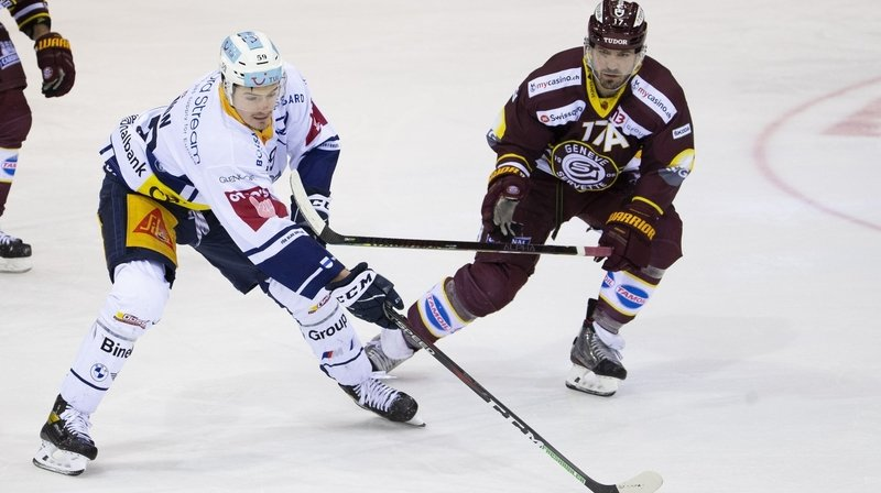 Hockey: «J'échangerais toutes ces stats contre une victoire», Arnaud Jacquemet avant l'acte III de la finale