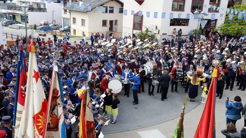 Coronavirus: le festival des musiques des districts de Sierre et Loèche reporté à 2022