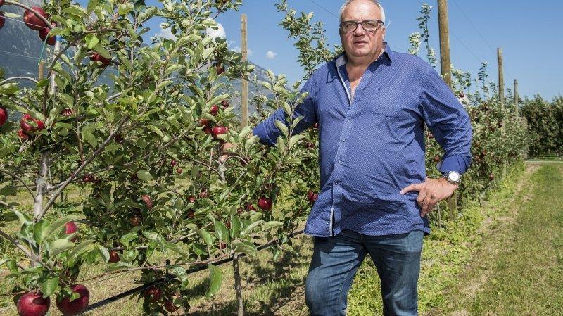 Directeur de l'entreprise Moret Fruits, le Martignerain Xavier Moret pourrait représenter les actionnaires minoritaires au sein du conseil d'administration.