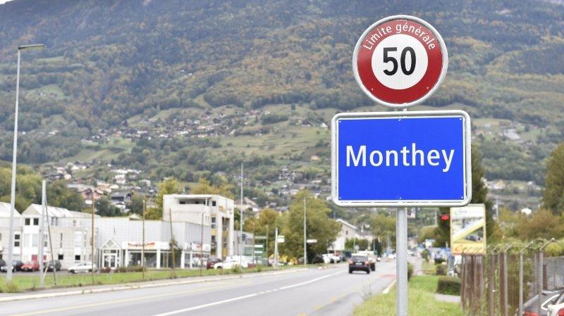 La fusion entre Monthey et Collombey-Muraz soumise aux urnes en 2022