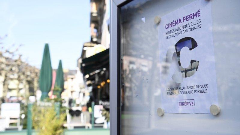 Coronavirus et cinémas valaisans: on rouvre, mais les films manquent